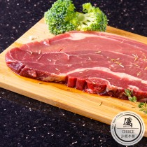 CHOICE沙朗牛排(270±10g)份【水產優】