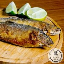 飽卵母香魚_老饕特大香魚 (8隻/1kg)x2 共14隻 免運組【水產優】