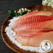 極鮮真空鯛魚片 (400g±12g)份【水產優】