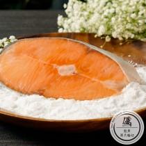 鮭魚厚片輪切 (360g±10g)份【水產優】
