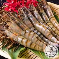 極鮮特級草蝦(300g±5%/盒)【水產優】